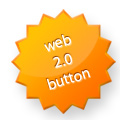 Badge-orange-web in Web 2.0 Buttons