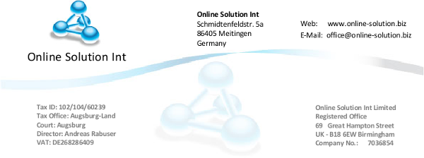 Online Solution Int