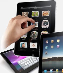 Premium iPad App